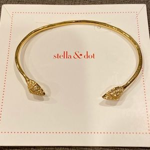 Stella and Dot Eden Bangle Bracelet